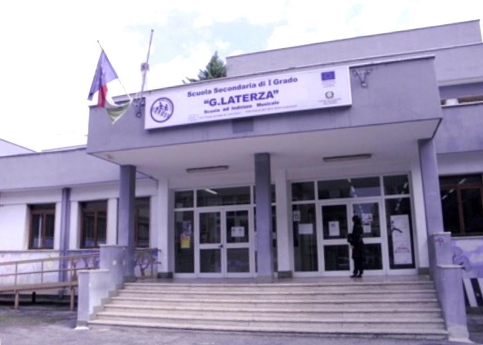 """Orario DDI – Scuola Secondaria di 1° grado """"G. Laterza"""""""